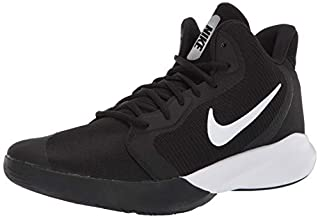 Nike Precision III, Zapatos de Baloncesto Unisex Adulto, Negro (Black/White 002), 46 EU (B07HDRYT2V) | Amazon price tracker / tracking, Amazon price history charts, Amazon price watches, Amazon price drop alerts