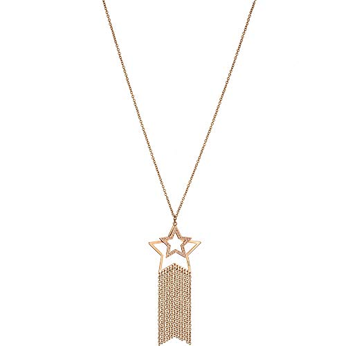 Halskette für Damen aus Stahl mit Kette Rolò LIU Jo Luxury