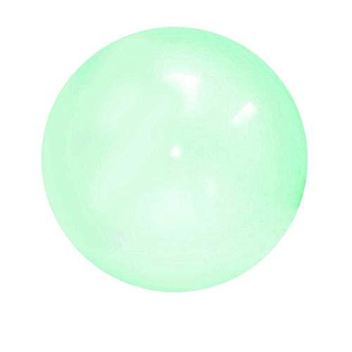 Ganquer Bounce Ballon Beach Ball Spielzeug Outdoor Fun Transparent aufblasbar weich Erwachsene (Luftballons Beach Ball,)