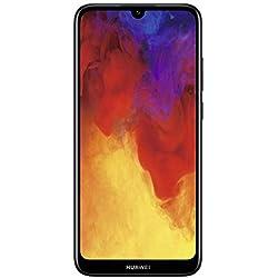 Huawei Y6 2019 Smartphone débloqué 4G (Ecran : 6,09 pouces - 32Go - Double Nano SIM + carte Micro-SD - Android 9.0) Noir