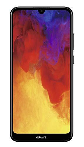 Huawei Y6 2019 Smartphone débloqué 4G (Ecran : 6,09 pouces - 32Go - Double Nano SIM + carte Micro-SD - Android 9.0) No