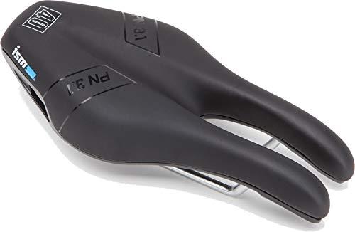 ISM Unisex- Erwachsene PN 3.1 Sattel, schwarz, One Size