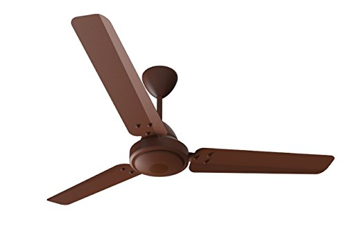 Gorilla Energy Saving BLDC Ceiling Fan with Remote- 1200 mm Matte Brown