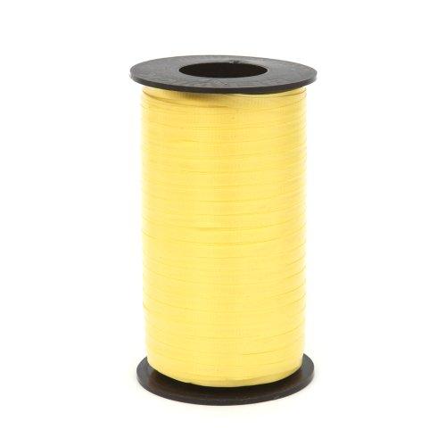 Berwick splendorette verquetschen Ringelband, 3/16Zoll Breite, 500-yard Spule, gelb