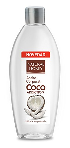 Natural Honey Coco Addiction Oil & Go Aceite Corporal Traitement du Corps