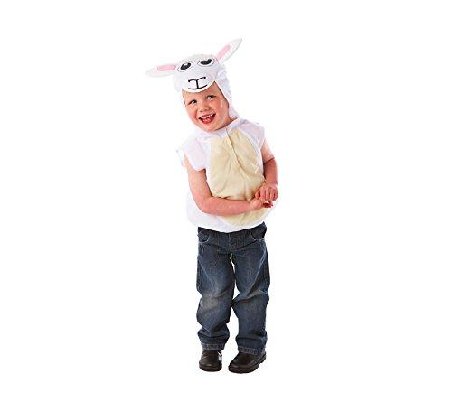 Imagen de christy's  camiseta disfraz de oveja para niño