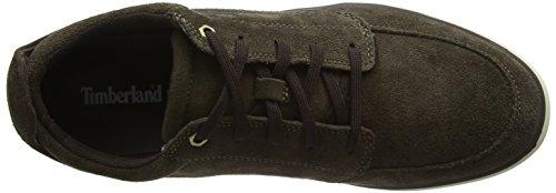 Timberland Herren Halifax Bay_Ox Sneakers Braun (Canteen Hammer Suede)