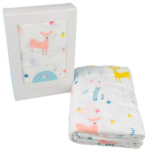 Muselinas bebés Estampado muy bonito Alsace&Concept