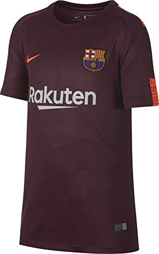 Brand new, official Barcelona Kids 3rd shirt for the 2017 2018 La Liga season. This authentic football kit is available in junior sizes small boys, medium boys, large boys, XL boys and is manufactured by Nike.Customise your FC Barcelona Football Kit ...