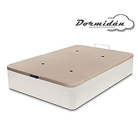 Dormidn-Canap-abatible-de-Gran-Capacidad-con-Esquinas-Redondeadas-en-Madera-Base-tapizada-3D-Transpirable-4-vlvulas-aireacin