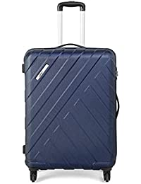Safari Ray Polycarbonate 77 cms Midnight Blue Hardsided Check-in Luggage (RAY 77 4W MIDNIGHT BLUE)