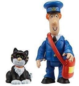 Image of Postman Pat Collectible Figures - Pat & Jess