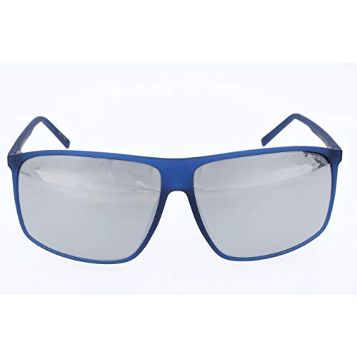 Porsche design sonnenbrille p8594 d 62 12 140 occhiali da sole, blu (blau), 62.0 uomo