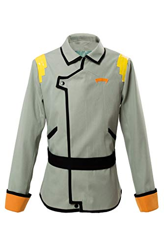 Karnestore Voltron: Legendary Defender of The Universe Commander M. Iverson Uniform Jacke Cosplay Kostüm Herren L