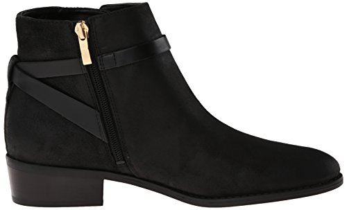 Franco Sarto Shandy Daim Bottine Black