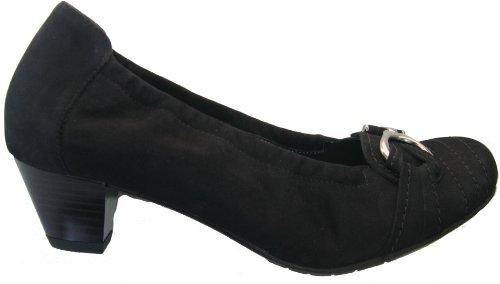 Semler, Scarpe col tacco donna Nero