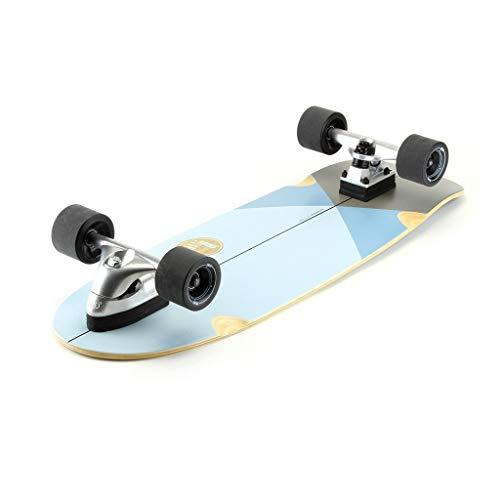 Slide Surfskateboard Gussie Triangu 31'' + Fantic26 Sticker