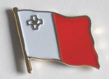malta-country-flag-enamel-pin-badge