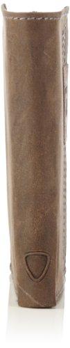 Strellson Richmond BillFold V12 4010001307 Herren Geldbörsen 11x13x1 cm (B x H x T) Braun (dark brown 702)