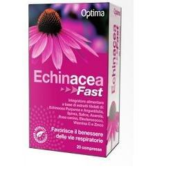 supplément alimentaire Per Le Vie Respiratorie, Echinacea Fast 20 comprimés
