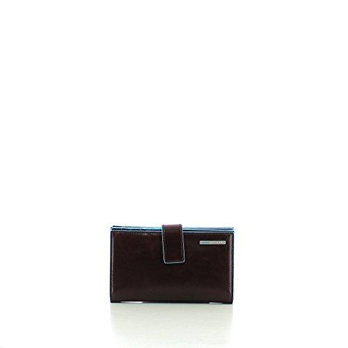 Piquadro Blue Square Porte-monnaie cuir 9,5 cm