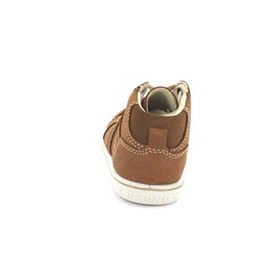 Ricosta - Danny, Sneaker alte Unisex – Bambini Marrone