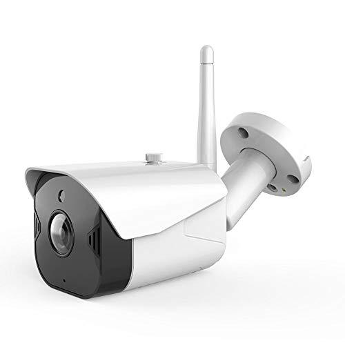 YouN WiFi Camera Surveillance Night Vision Waterproof Cloud Camcorder (US 2MP) Audio Surveillance Kit