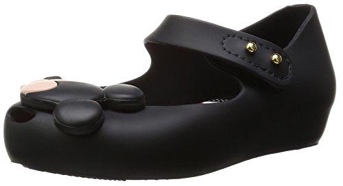 MINI MELISSA -Ballerina nera in plastica MELFLEX, gomma profumata, di Topolino e Minnie , scarpa Disney, Bambina-21