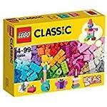 LEGO Classic 10694 - Accessori Colorati Creativi LEGO