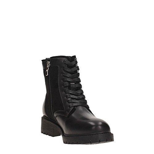 Gaudì Damen V74-65820 Anfibio-Brillet-Nappa Stiefeletten Black