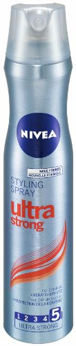 Nivea Ultra Strong Styling Spray 250 ml