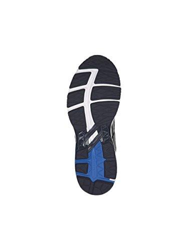 Asics Gt-1000 6, Scarpe da Ginnastica Uomo Grigio (Mid Grey/Peacoat/Directoire Blue)