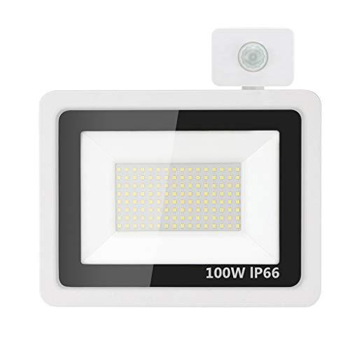 Reflectores LED, Inducción Del Cuerpo Humano Parche