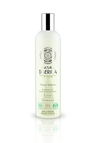 Natura Siberica Neutral Shampoo for Sensitive Scalp 400ml