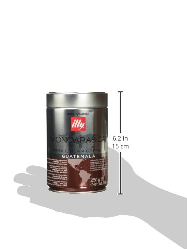 Illy Monoarabica Guatemala 250 g ganze Bohne, 2er Pack (2 x 250 g) - 4