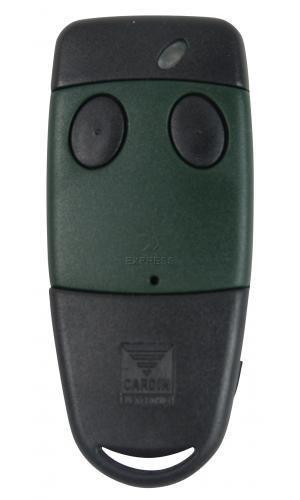telecommande-cardin-s449-qz2-green