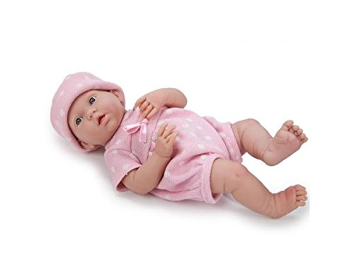 Berenguer Puppe - neugeborener Junge 38 cm realistisch modelliert 18536 (Berenguer Junge Puppe)