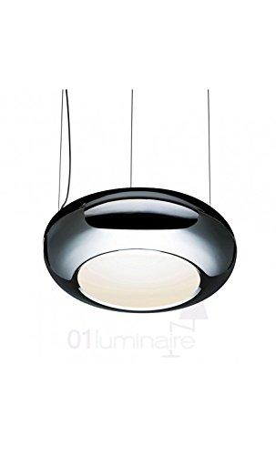 Aura Pendelleuchte (Sompex LED Pendelleuchte Aura 01 Large | LEDs fest verbaut 45W 2925lm warmweiß | 94215)