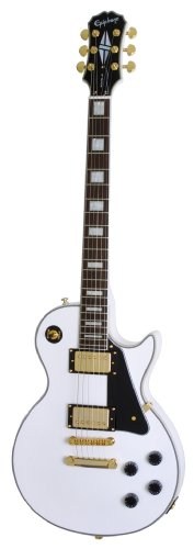 epiphone-les-paul-custom-alpine-white-electric-guitars-single-cut