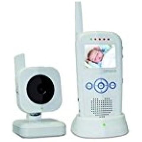 Rimax - Vigilabebes de video rimax rb202 baby kangoo pantalla lcd 2,4