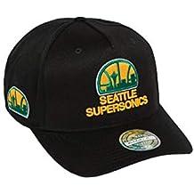 Mitchell   Ness Gorra Eazy 110 Supersonics by NBA capsnapback Cap 0dda2452a1e
