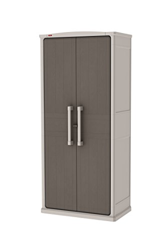 Keter Universalschrank Optima Out Tall Wonder 4-shelves, Mehrfarbig