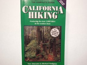 California Hiking: The Complete Guide (Foghorn Outdoors: California Hiking) by Tom Stienstra (1995-03-01)