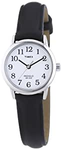 Timex - T20441D7 - Timex Original - Quartz analogique - Montre Femme - Bracelet en Cuir noir