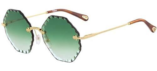 Occhiali da sole chloe ce143s 38114 // 836 gold/gradient green
