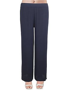 Emma & Giovanni - Pantalones Fluidos Para El Verano- Mujer