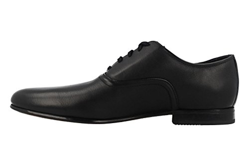 CLARKS SCHUHE 26126854 BLACK LACE FORM Rot