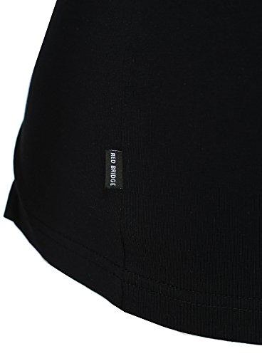 Redbridge -  T-shirt - Uomo Nero