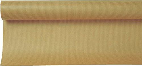 Brunnen 1030154 Kraftpapier-Bogen (Packmittel, 90 g/m², 10,000 x 1000 mm) natron