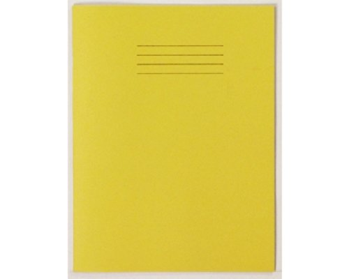 10 x SCHOOL EXERCISE BOOKS A4 MATHS LARGE 10mm SQUARES 32 Page